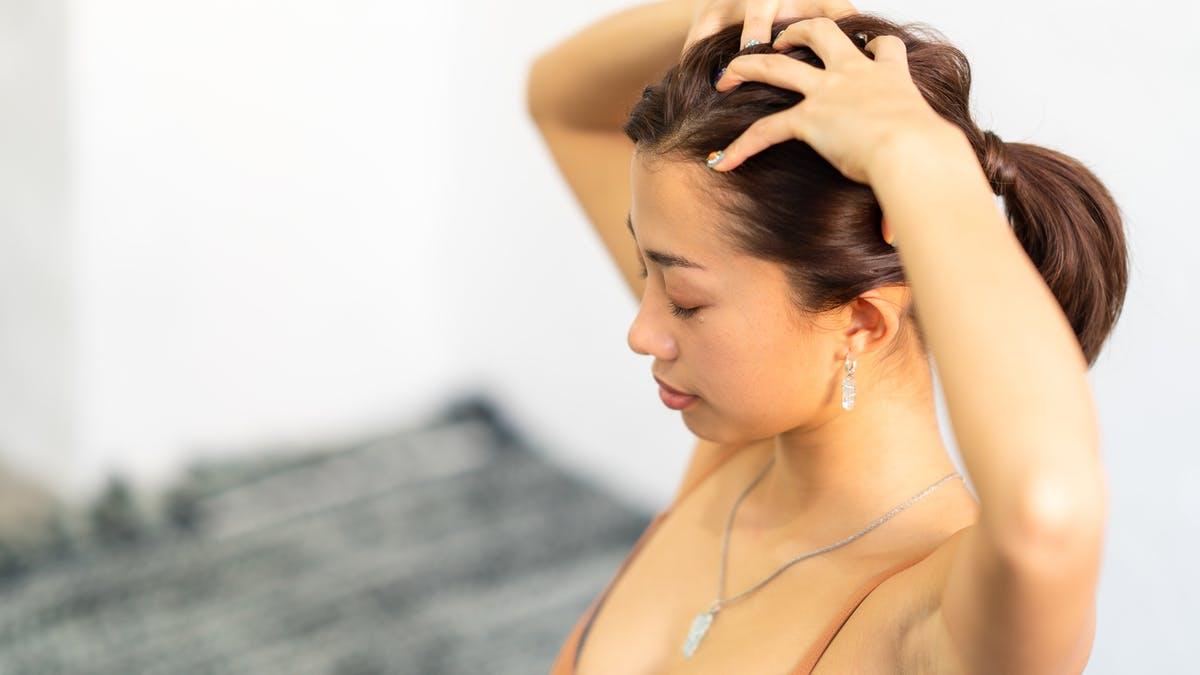 <オイル持参>Detox Oil Massage 90min
