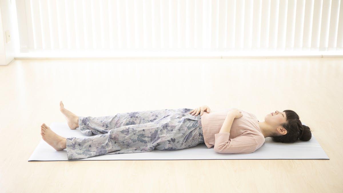 【ローンチ記念価格】安眠のためのヨガニードラ